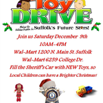 Toy Drive Flyer 2017