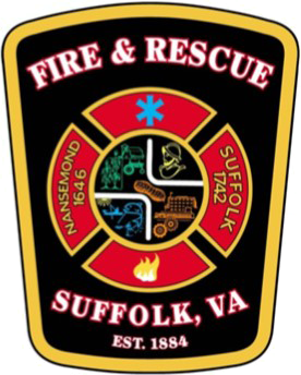 Suffolk Fire & Rescue Patch