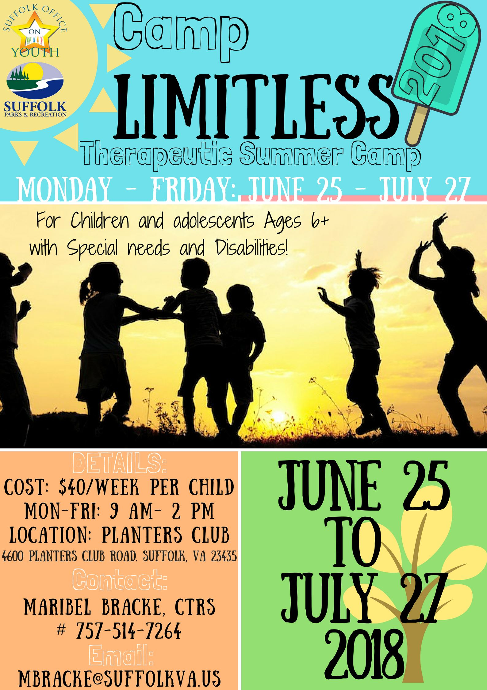 Camp Limitless 2018