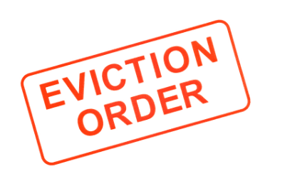 eviction order image