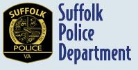 Suffolk Police Department logo