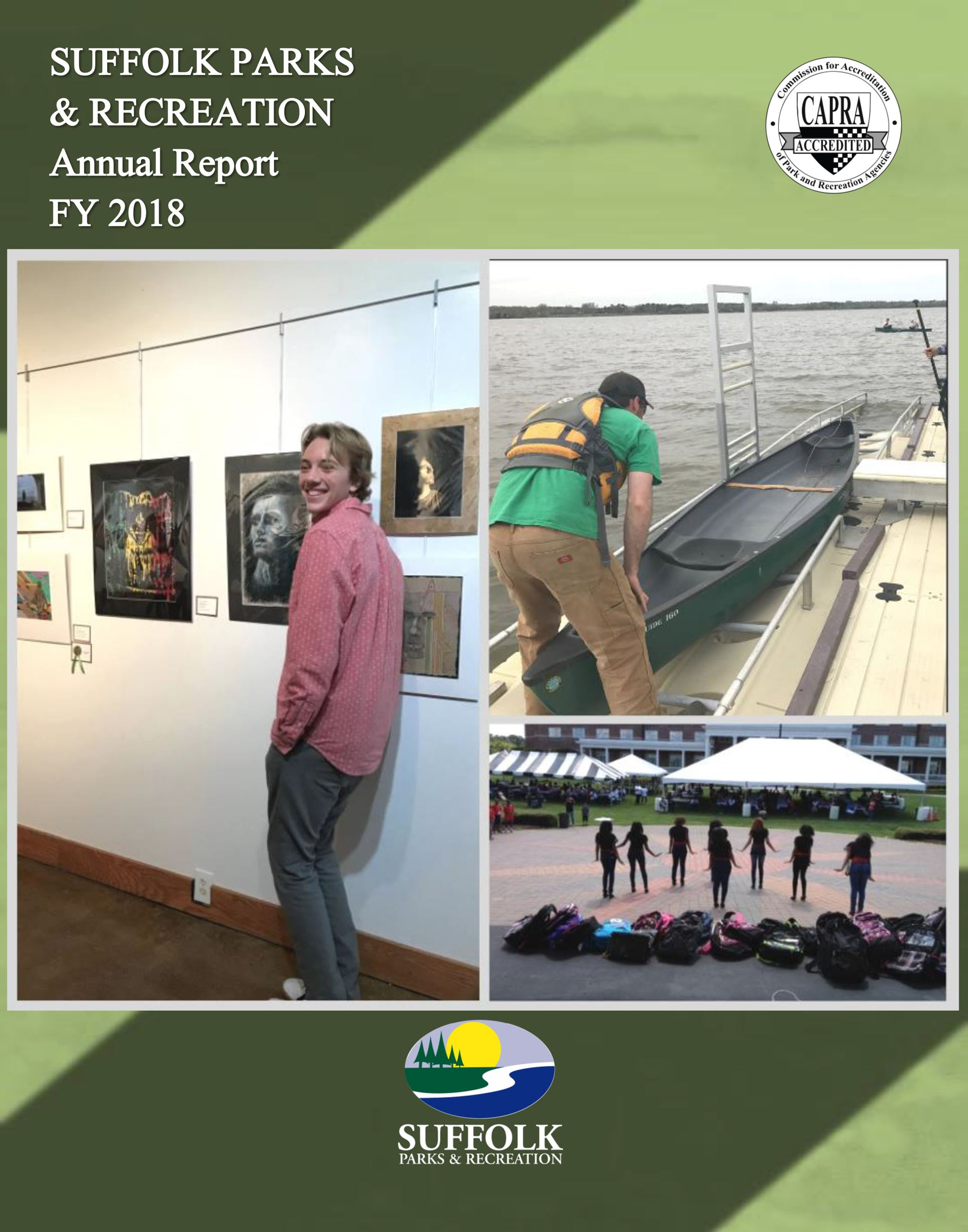 Annual Report FY18-1 Cover