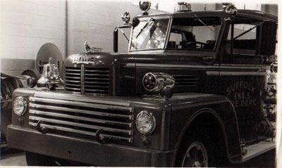 1955 Howe Invader, with a 671 Detroit Diesel
